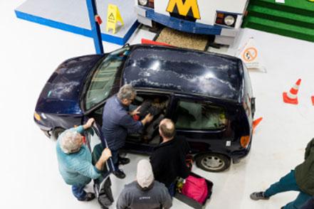 bedrijfshulpverlening auto
